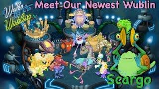 getlinkyoutube.com-MEET SCARGO OUR NEWEST WUBLIN!!!! Dec 16, 2016