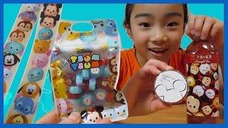 かわいすぎ★ ディズニーツムツムのマスキングテープ&キャンディ&ドリンク/So cute ★ Disney TSUM TSUM