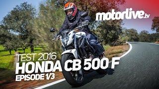getlinkyoutube.com-TEST | HONDA CB500F 2016