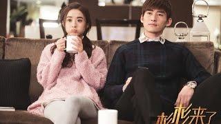 """getlinkyoutube.com-Boss and Me M/V """"My Love Is Far Away"""" (English sub) Zhang Han, Zanilia Zhao & Huang Ming"""