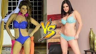 getlinkyoutube.com-Rakhi Sawant Vs Sunny Leone - The Never Ending War