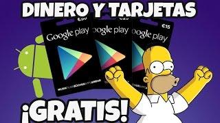 getlinkyoutube.com-Dinero y Tarjetas Google Play GRATIS en Android [Freedom]