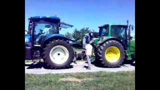 getlinkyoutube.com-JOHN DEERE 6620 VS NEW HOLLAND TS135A