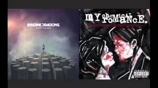 getlinkyoutube.com-The Radioactive Ghost (Mashup) – Imagine Dragons/My Chemical Romance