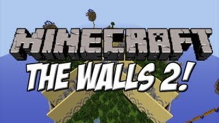 Minecraft: The Walls 2 w/Friends (PVP Map)