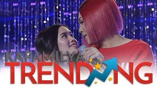 Vice Ganda almost kisses