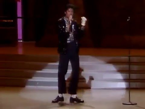 Moonwalk - Michael Jackson - Billie Jean - The First Moonwalk King Of Pop HD