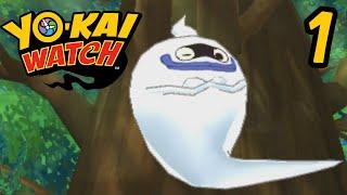 getlinkyoutube.com-Yo-Kai Watch Episode 1 - The Next Pokemon, Or Nah?