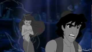 getlinkyoutube.com-The Beauty and the Beast = *Ariel & Aladdin* (MEP)