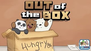 getlinkyoutube.com-We Bare Bears: Out of the Box - Get All Bears To The Exit (Cartoon Network Games)