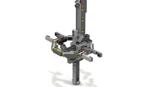 "getlinkyoutube.com-How to Build Lego HALO Micro MAC Cannon ""Cairo Station"""