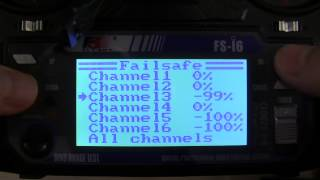 getlinkyoutube.com-How to setup failsafe on FlySky FS-i6 transmitter