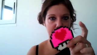 getlinkyoutube.com-Creazioni Hama Beads o Pyssla.mp4