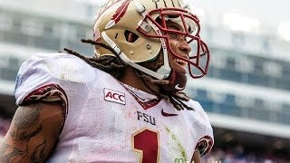 getlinkyoutube.com-Kelvin Benjamin || Florida State Highlights ᴴᴰ