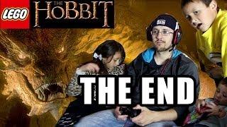 getlinkyoutube.com-Lets Play Lego Hobbit: THE END! Golden Smaug Final Boss Battle!  Face Cam w/ EASTER CANDY!