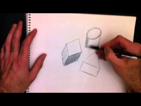 Drawing shapes with Paolo Morrone