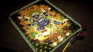 getlinkyoutube.com-玛哈嘎拉心咒- 印能法师 Mahakala Mantra (Short) - Ven. Yin Neng