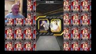getlinkyoutube.com-1st Season 3 Episode!! 3 Hardened Cards!!! WHO DID THIS?!? WWE Supercard #1
