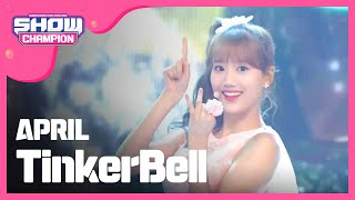 getlinkyoutube.com-(ShowChampion EP.189) APRIL - TinkerBell