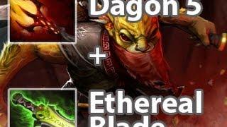 getlinkyoutube.com-smokro - Bounty Hunter (Dagon 5 + Ethereal Blade)