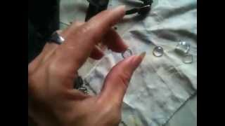 getlinkyoutube.com-Chế ống nhồm siêu nhỏ,siêu nét từ máy ảnh