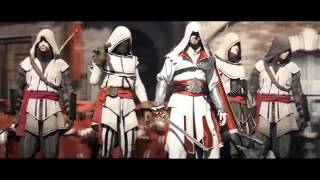 getlinkyoutube.com-Assassins creed music video_Rise against-From heads unworthy