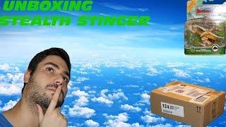 getlinkyoutube.com-Unboxing Skylanders Superchargers Nitro Stealth Stinger ITA