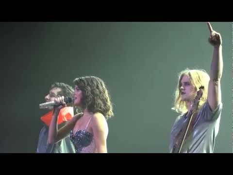 Selena Gomez Naturally Live Montreal 2011 Centre Bell Center HD 1080P