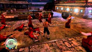 getlinkyoutube.com-Sleeping Dogs - DLC Mission Shaolin Showdown Martial Arts Pack