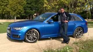 getlinkyoutube.com-2016 Audi A4 Avant Test deutsch