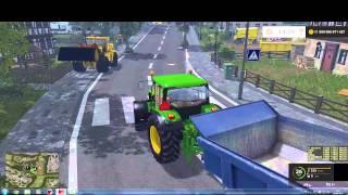 getlinkyoutube.com-farming simulator 2015 / tp / épisode1