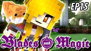getlinkyoutube.com-Taken - Blades and Magic EP15 - Minecraft Roleplay
