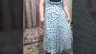 getlinkyoutube.com-أجمل الدشاديش خياطه عراقيه جميله وراقيه