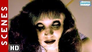 Mallika [2010] Movie Horror Scenes [HD] Hindi Horror Movie - Sheena Nayar -  Himanshu Malik
