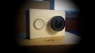 getlinkyoutube.com-Xiaomi Yi Action Camera полный подробный обзор, тесты, мнение и отзыв! Обзор программы Yi Camera.