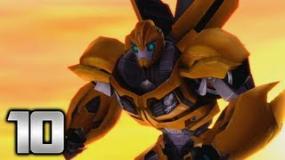 getlinkyoutube.com-Transformers: Prime: The Game - Part 10 - The Spider's Web