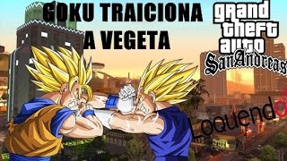 getlinkyoutube.com-Gta San Andreas Loquendo - Goku traiciona a Vegeta Parte 1