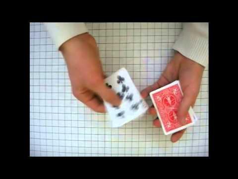 خدع الورق - التحكم بالكرت رقم 1