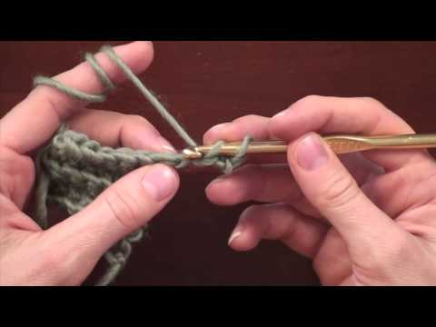 Crochet Increases: Cantilevered Increase
