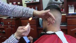 Turkish Singeing:  How to Remove Hair with Fire