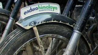 getlinkyoutube.com-Enduro Himalaya Motorcycle Adventure Tour (3 miles high and rising)
