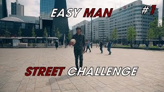 getlinkyoutube.com-EASY MAN STREET CHALLENGE! #1 Panna Challenge