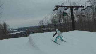 How To: 360 On Skis