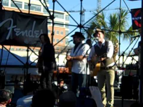 The Mavericks - Shake Rattle & Roll - Waterloo Records SXSW 2013 - Austin