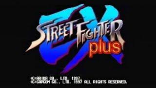 getlinkyoutube.com-Street Fighter EX Plus - Demo