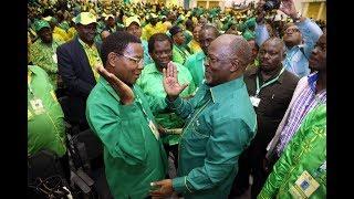 LIVE: Haya Ndo Matokeo ya Uchaguzi Mkuu wa CCM - Dodoma
