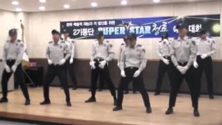 "getlinkyoutube.com-Korean police dancing to Big Bang's ""Bang Bang Bang (뱅뱅뱅)"