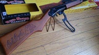 getlinkyoutube.com-Daisy Red Ryder BB Gun