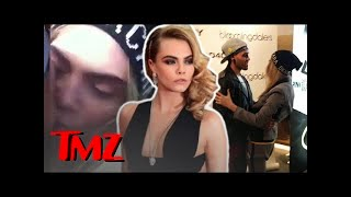 getlinkyoutube.com-It's Super Easy To Kiss Cara Delevingne On The Lips!