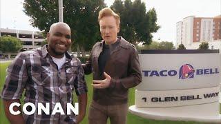 getlinkyoutube.com-Conan Visits Taco Bell  - CONAN on TBS